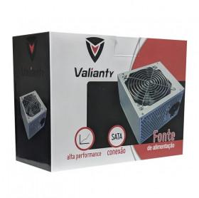 FONTE ATX 500W VALIANTY C/CABO ATX-500W