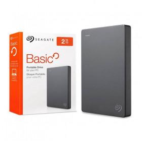 HD EXTERNO 2TB 2.5 SEAGATE BASIC USB 3.0 PRETO STJL2000400