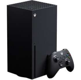 CONSOLE XBOX SERIES X 1TB SSD PRETO BLU-RAY 4K UHD RRT-00006