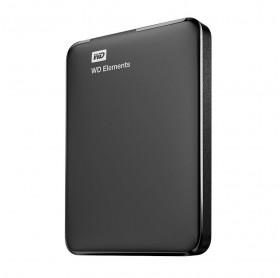 HD EXTERNO 4TB 2.5 WD ELEMENTS USB 3.0 PRETO WDBU6Y0040BBK