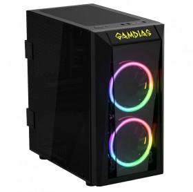 COMPUTADOR FLYPC GAMER INTEL I3-9100F/8GB/1TB/GTX1650-4GB/500W/LINUX