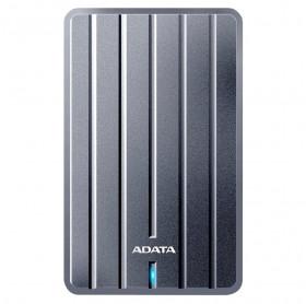 HD EXTERNO 1TB 2.5 ADATA HC660 SLIM USB 3.2 CINZA AHC660-1TU31-CGY
