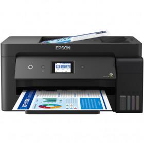 Impressora Multifuncional Epson L14150 Tanque de Tinta Colorido, A3, Wi-Fi