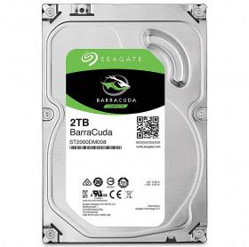 HD 2TB 3.5 SATAIII 6.0GB/S 7200RPM 256MB SEAGATE BARRACUDA ST2000DM008