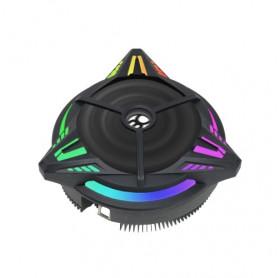 COOLER PARA CPU GAMER BLUECASE C/ LED RGB AMD/INTEL 120MM BCG-07UARGB