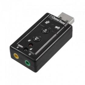 ADAPTADOR PLACA DE SOM 7.1 USB 2.0 COV.020