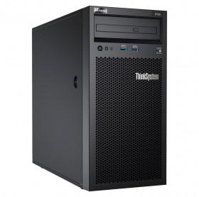 SERVIDOR LENOVO ST50 INTEL XEON E-2224G 4C 3.5 GHZ 8GB 1TB DVD 2X DP S/SISTEMA