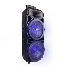 CAIXA DE SOM PROBASS WAVE 208 USB/MICRO SD BLUETOOTH C/ MICROFONE