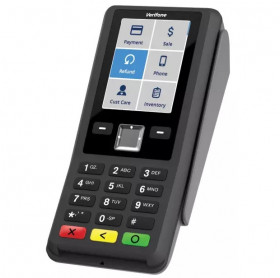 PIN PAD USB VERIFONE P200 TELA TOUCH 2.8 CONTACTLESS M430-003-01-BRA