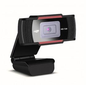 WEBCAM C3 TECH HD 720P WB-70BK PRETA