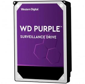 HD 4TB SATA III WD WD40PURX PURPLE SURVEILLANCE 5400 RPM 64MB - VIGILANCIA-DVR