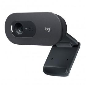 WEBCAM C505E LOGITECH 3MP HD 720P BUSINESS PRETA 960-001372