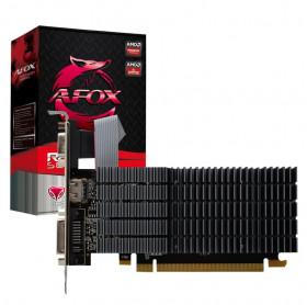 PLACA DE VIDEO 1GB DDR3 64 BITS RADEON R5 220 AFOX PCI-E 2.1 DVI/VGA/HDMI