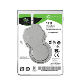 HD 1TB SATAIII P/ NOTEBOOK 5400RPM 7MM 128MB SEAGATE BARRACUDA ST1000LM048
