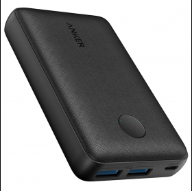 BATERIA PORTATIL ANKER POWERCORE SELECT 10000 MAH PRETA