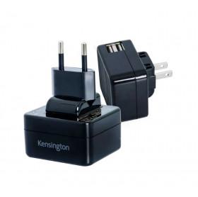 CARREGADOR DE TOMADA 2 USB ABSOLUTEPOWER KENSINGTON K39525BR