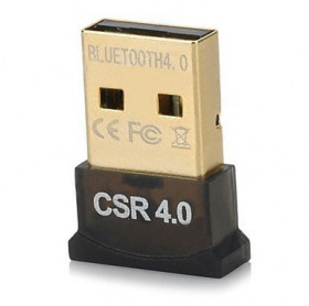 ADAPTADOR USB BLUETOOTH VS4.0 GVBRASIL ADT.1030