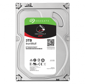 HD 3TB SATA III 3.5 SEAGATE IRONWOLF NAS 5900RPM 64MB ST3000VN007