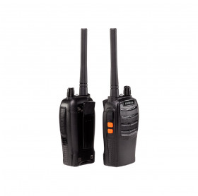 RADIO COMUNICADOR INTELBRAS RC 3002 PRETO 16 CANAIS 20KM 4528302