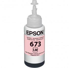 REFIL DE TINTA EPSON T673620 MAGENTA CLARO 70 ML L800 L805 L810 L850 L1800