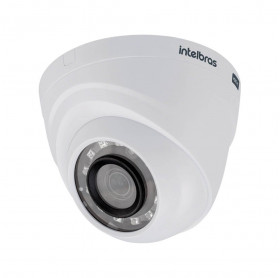 CAMERA IR DOME VHD 1120 D G4 INTELBRAS HD 720P 20MT 4565255