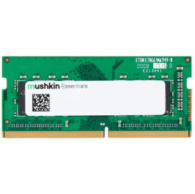 MEMORIA 8GB NOTEBOOK DDR4 2666 MUSHKIN ESSENTIALS MES4S266KF8G