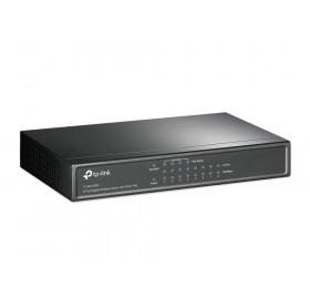 SWITCH GIGABIT 8 PORTAS TP-LINK TL-SG1008P 10/100/1000MBPS C/ 4 PORTAS POE