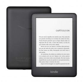 E-READER KINDLE 10ª GERAÇÃO PRETO 4GB WI-FI TELA 6