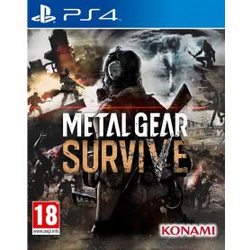 JOGO PS4 METAL GEAR SOLID SURVIVE