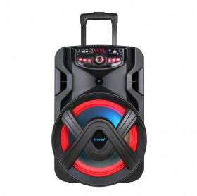 Caixa de Som Amvox Aca 401 Tsunami Bluetooth