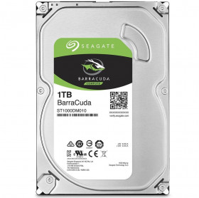 HD 1TB SATAIII SEAGATE BARRACUDA 7200RMP 64MB ST1000DM010