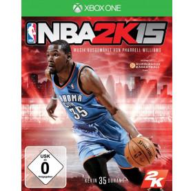JOGO XBOX ONE NBA 2K15