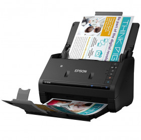 SCANNER EPSON WORKFORCE ES-500W DUPLEX SEM FIO COM ADF 35 PPM