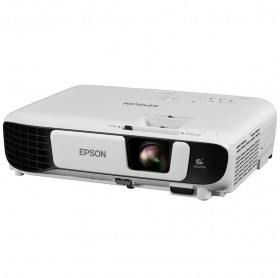 PROJETOR EPSON POWERLITE W42+ 3600 ANSI LUMENS WXGA 1280 X 800 HDMI WI-FI BRANCO