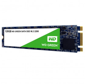 HD SSD M.2 2280 120GB WD GREEN WDS120G2G0B