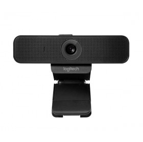 WEBCAM C925E LOGITECH 10MP FULL HD1080P PRETA 960-001075