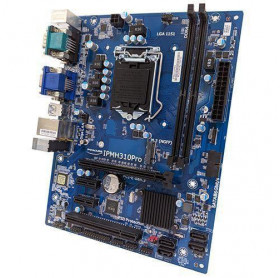 PLACA MAE PCWARE IPMH310 PRO 2.0 OEM LGA1151 INTEL I3/I5/I7 DDR4 2666 VGA DVI