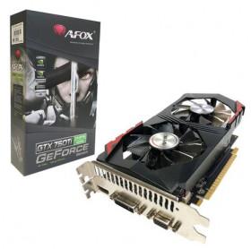 PLACA DE VIDEO 2GB GDDR5 128 BITS GEFORCE GTX750TI AFOX PCI-E 3.0 DVI/VGA/HDMI