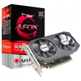Placa de Vídeo 4GB GDDR5 128 Bits Radeon RX550 Afox PCI-E 3.0 DVI/HDMI/DP