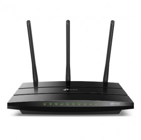 ROTEADOR TP-LINK ARCHER C7 AC1750 WI-FI DUAL BAND 1300MBPS+450MBPS C/ 1 USB