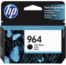 CARTUCHO HP 964 26ML 3JA53AL PRETO OFFICEJET PRO 9010 9020