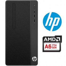 COMPUTADOR HP PRO AMD A6-9500 4GB SSD128GB FREE DOS 2.0 5CL91LA