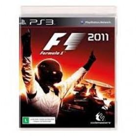 JOGO PS3 F1 2011