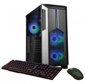 COMPUTADOR FLYPC GAMER INTEL I3-10105F 8GB/SSD480/RX550-4GB/R500W/LINUX