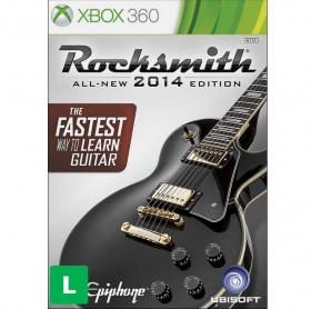 JOGO XBOX 360 ROCKSMITH 2014