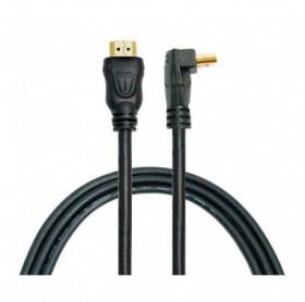 CABO HDMI PARA HDMI 90 GRAU VS 2.0 2MT SUMAY SM-HDS90S