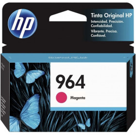 CARTUCHO HP 964 11.5ML 3JA51AL MAGENTA OFFICEJET PRO 9010 9020