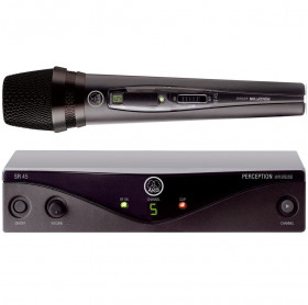 MICROFONE S/ FIO AKG 45 PERCEPTION VOCAL SET