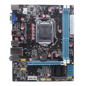 PLACA MAE AFOX YG-H61-S H61 CORE I3/I5/I7 DDR3 FSB1600 VGA/HDMI LGA1155