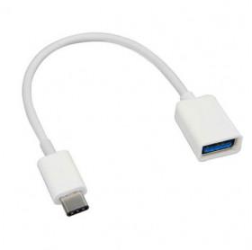 CABO USB 3.0 AF PARA TIPO-C 3.1 GVBRASIL 15CM CBU.970